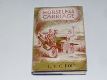 Horseless Carriage . The Motor Car In England  (LTC Rolt 1950)